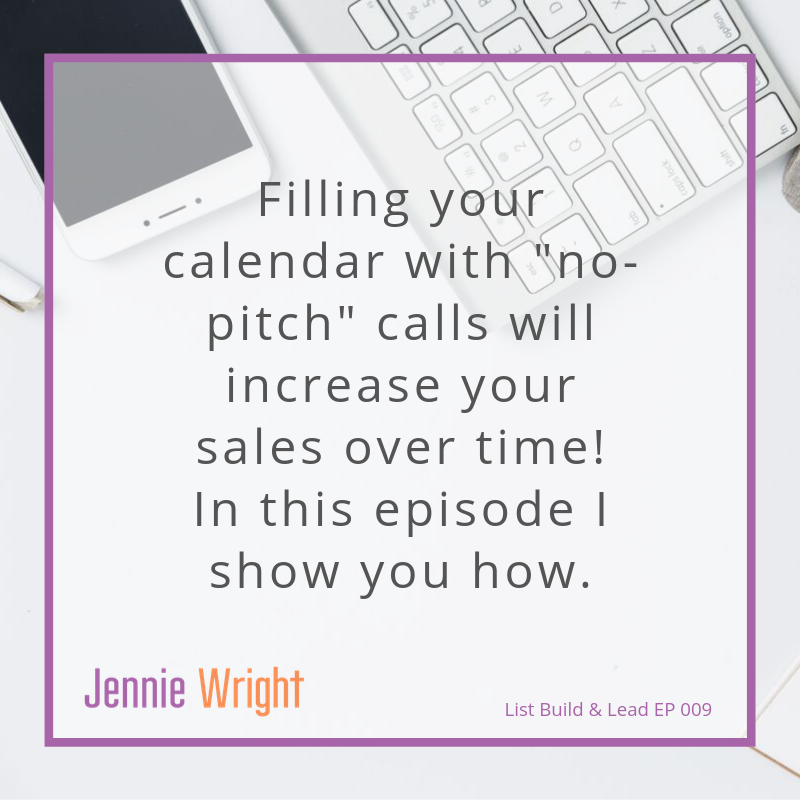 How to Fill up Your Calendar with [Quality] Leads (EP 009)